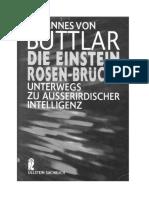 Die Einstein-Rosen Brucke