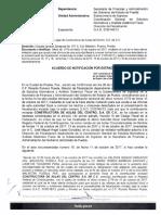 Of. 2779 Constructora de Aulas Del Centro S.a. de C.V.