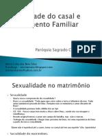 Sexualidade e planejamento familiar