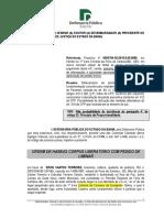 Hc Fundamentação Abstrata Eron Santos Ferreira. Fundamentação Abstrata Ausencia de Requisitos. Proporcionalidade. Trafico Privilegiado