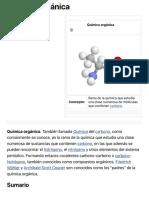 Química orgánica - EcuRed