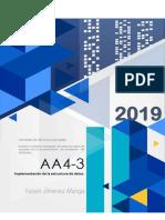 AA4-Ev3-Implementación de La Estructura de Datos