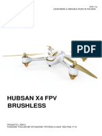 HUBSAN X4 FPV BRUSHLESS