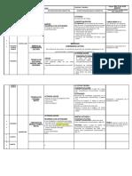 Planeacion Español 3,4,5 y Geometria 3,4,5 Del 12 Al 16 de Agosto