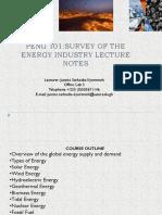 Energy Sources - Solar Energy