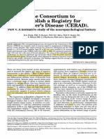 Consortium Alzheimer V