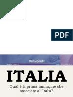 Seconda Settimana Italiano i - Uao 2014-01