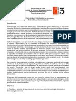 Guia Practica de Biotecnología Las Levaduras. Genética General 2017 1