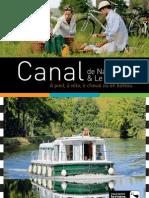 Canal de Nantes à Brest et Le Blavet Guide Decouverte