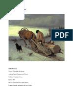 Análisis de Despedida Del Difunto & La Absenta (Realismo & Impresionismo)