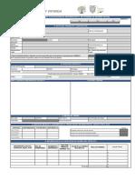 Anexo 3 Ficha Única Para Calificación de Anteproyecto de Vivienda de Interés Social
