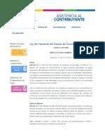 Ley de Hacienda Del Estado de Querétaro (ISN)