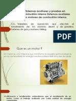 Eficiencia de Un Motor