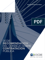 OCDE Recomendacion Sobre Contratacion Publica ES