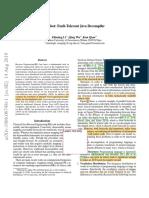 Adabot- Fault-Tolerant Java Decompiler