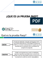 Presentación PAEP