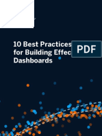 10 Best Practices for Building Effective Dashboardswp