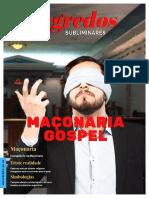 revista segredos subliminares Maçonaria