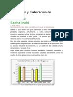 Evaluación y Elaboración de Proyectos