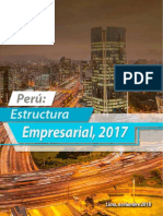 Inei Estructura Empresarial 2017