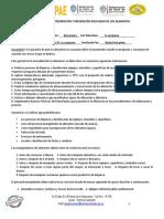 PyP Inocuidad Alimentos - C.E.R Cornejo - San Cayetano