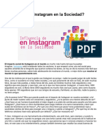 El Instagram