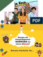 Materi Penyuluhan Napza Bnn Kota Bandung,