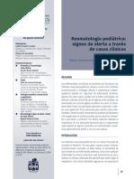 Pags. 57-64 Reumatologia Pediatrica