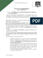Estatuto Do Desarmamento - Parte Adm.
