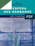 A Espera dos Barbaros - J. M.pdf