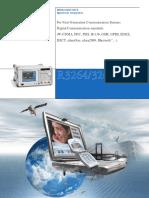 Advantest Spectrum Analyzer R3267