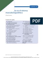 Mesoterapia en Sistema Musculo Esqueletico