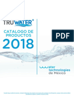 Linea Residencial TRUWATER