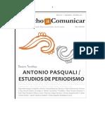 Hernández (2012) Periódicos Pioneros Fundadas Por Mujeres