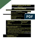 Soporte Informático MCMI-III