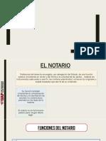 Notarial - Terminar
