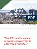 PCI Aplicado à Arquitetura 2019R#
