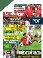 LE BUTEUR PDF du 21/11/2010