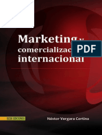 Marketing y Comercializacion Internacional
