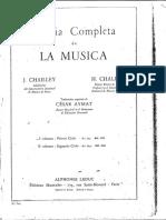 Teoría Completa de La Música (Volumen I) - Chailley; Challan