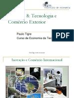 8.Inovacao e Compet. Internacional