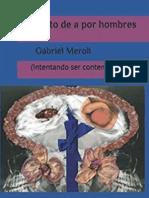 Areyto de a por hombres - Gabriel Meroli