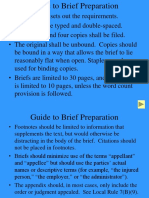 _appeal_Guide to Brief Preparation