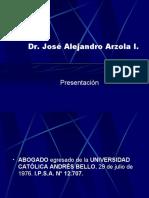 Jose Alejandro Arzola