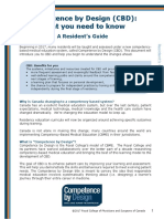 Cbd Residents Guide