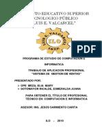CARATULA DEL SISTEMA DE VERDURAS 2019.docx