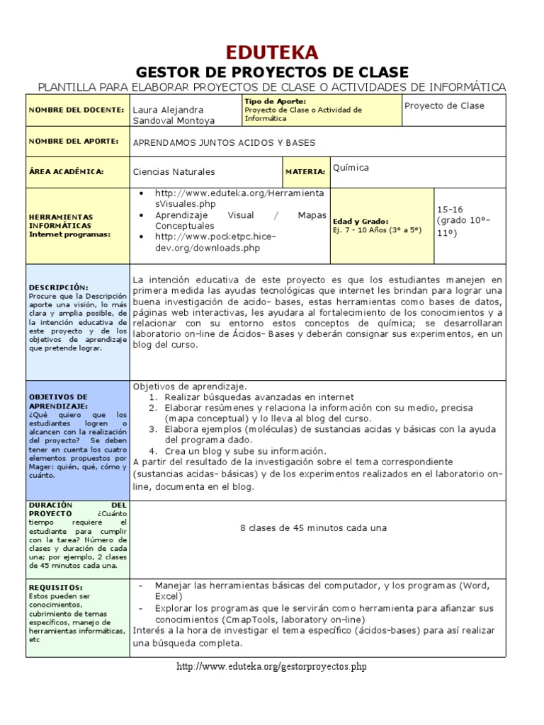 Excelente Lección Plan Plantilla Ciencia Componente - Ejemplo De ...