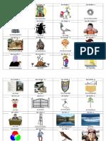Wortschatz A1 mit Bildern