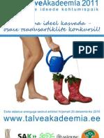 TalveAkadeemia konkurss 2010
