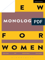 Monologues for Women